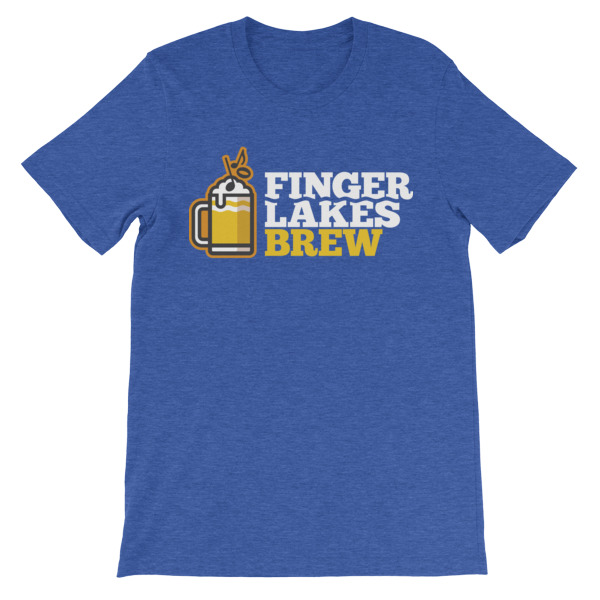 Finger Lakes Brew Shirt